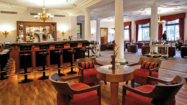 The Kempinski, St. Moritz