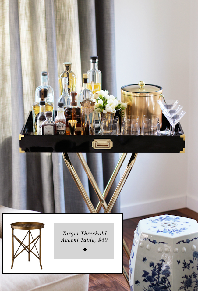 Bar Cart Tray