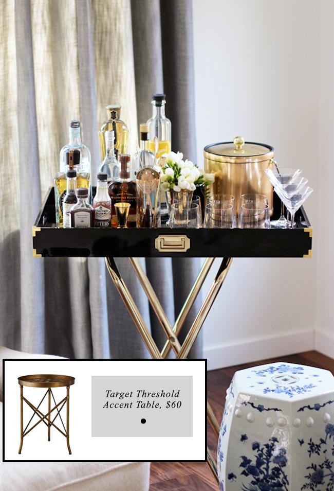 Bar Cart Tray