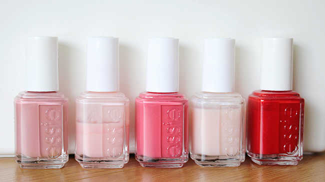 5 Favorite Nail Polishes