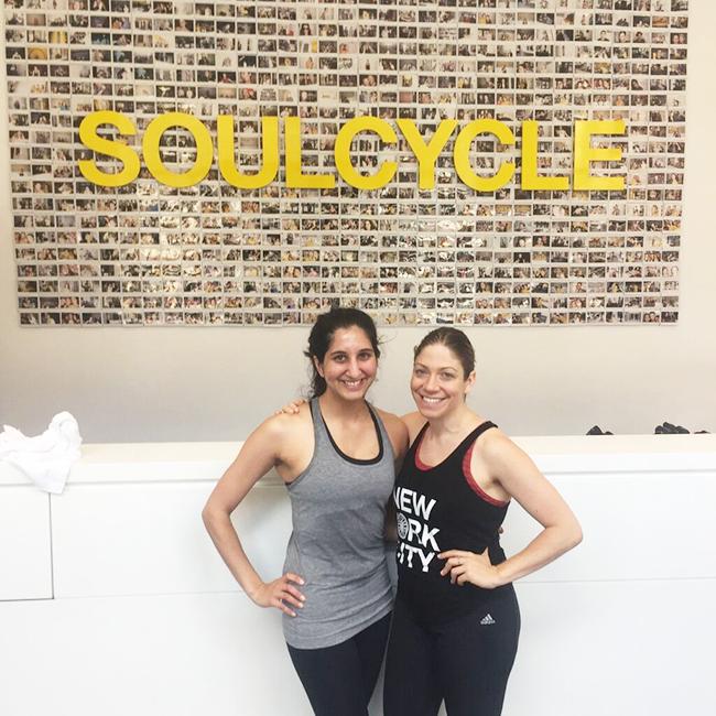 Soul Cycle NYC