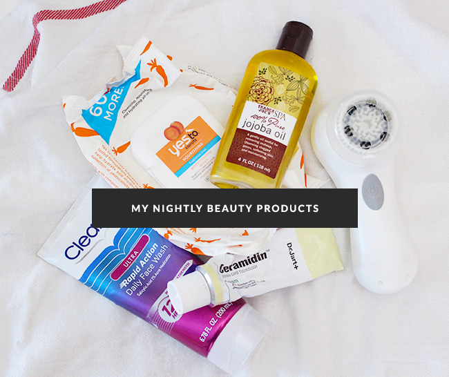 Nightly Beauty Products