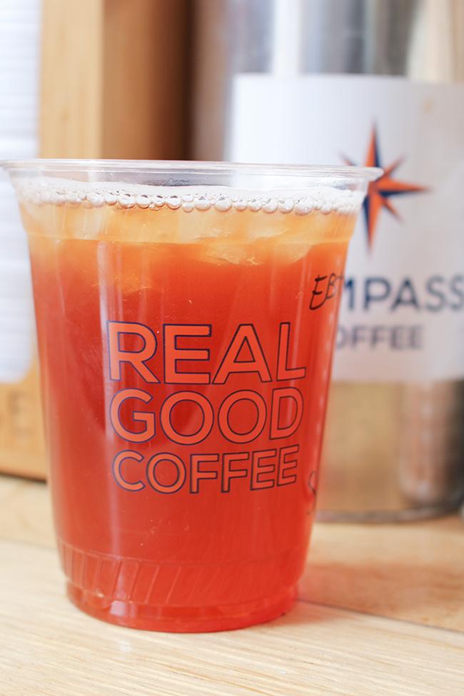 Compass Coffee, DC