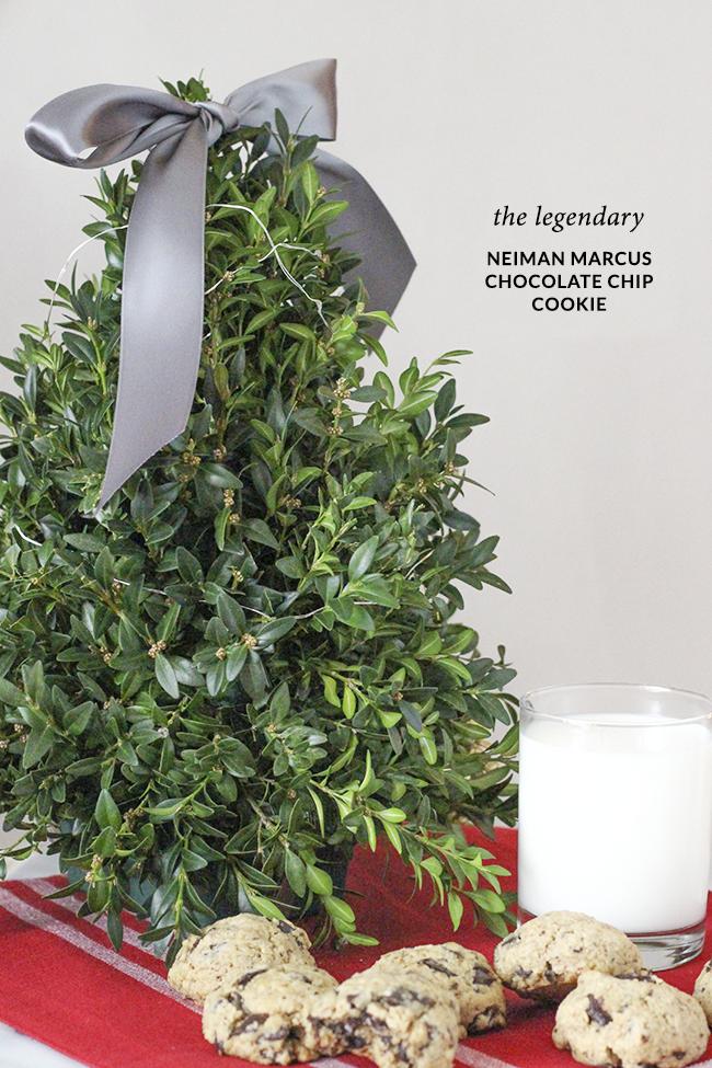 Neiman Marcus Chocolate Chip Cookie Recipe