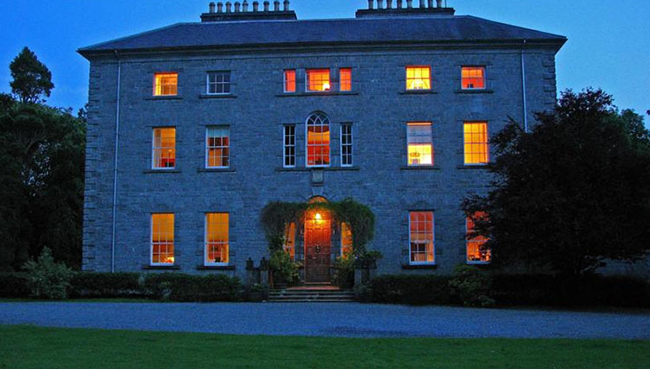 Coopershill House, Ireland