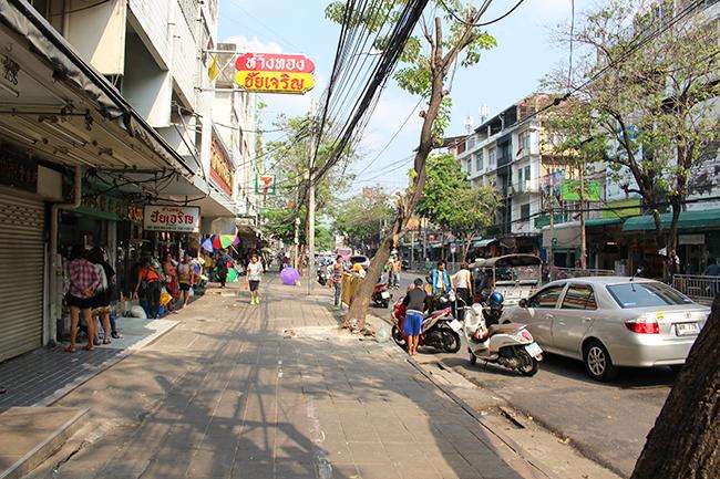 Visiting Bangkok, Thailand