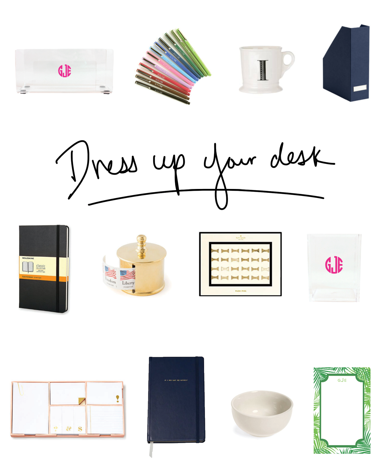 must have office accessories. Must-Have Desk Accessories. Deskaccessories Must Have Office Accessories C
