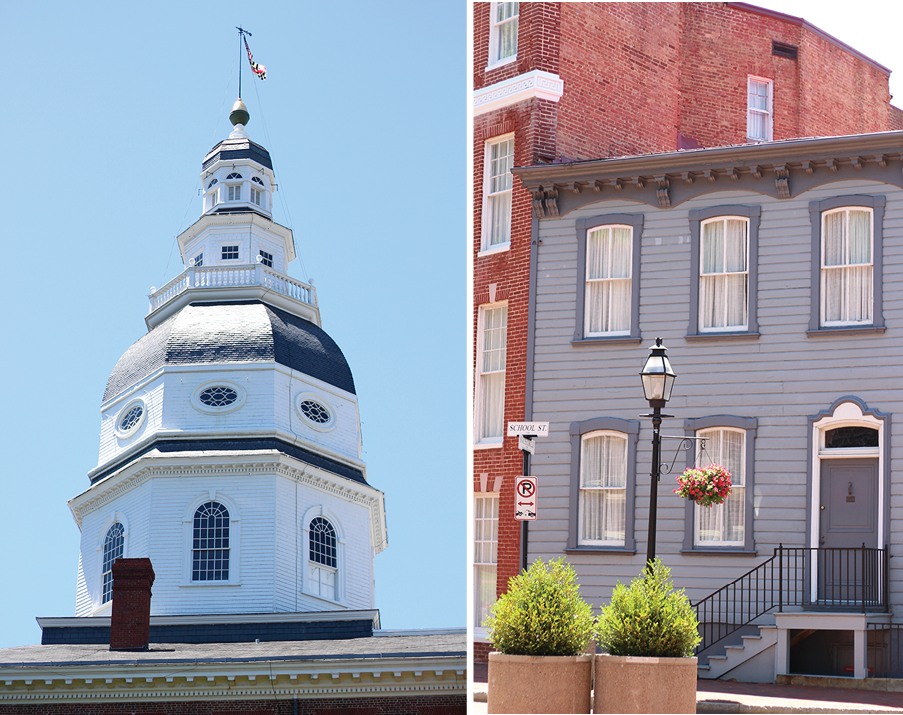 Visiting Annapolis, MD in 24 Hours featured by popular DC travel blogger, Monica Dutia