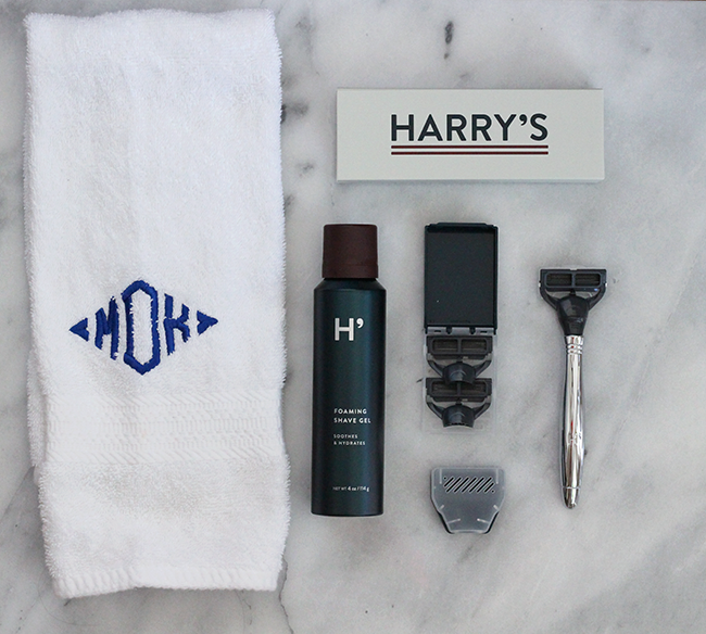 Harry's Razors - The Best Razors for Women: Harrys Razors for Women featured by popular Washington DC style blogger, Monica Dutia