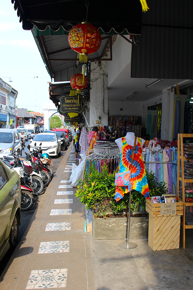 Old Phuket, Thailand