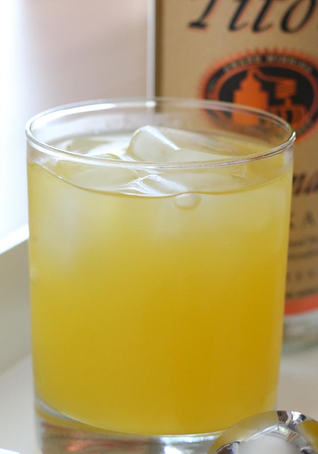 Mango Lemonade Spritz