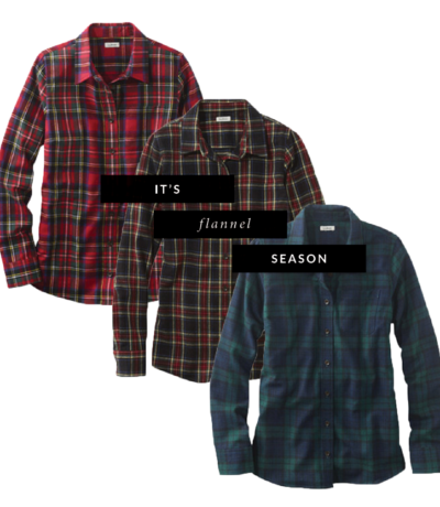 Best Flannels for Fall