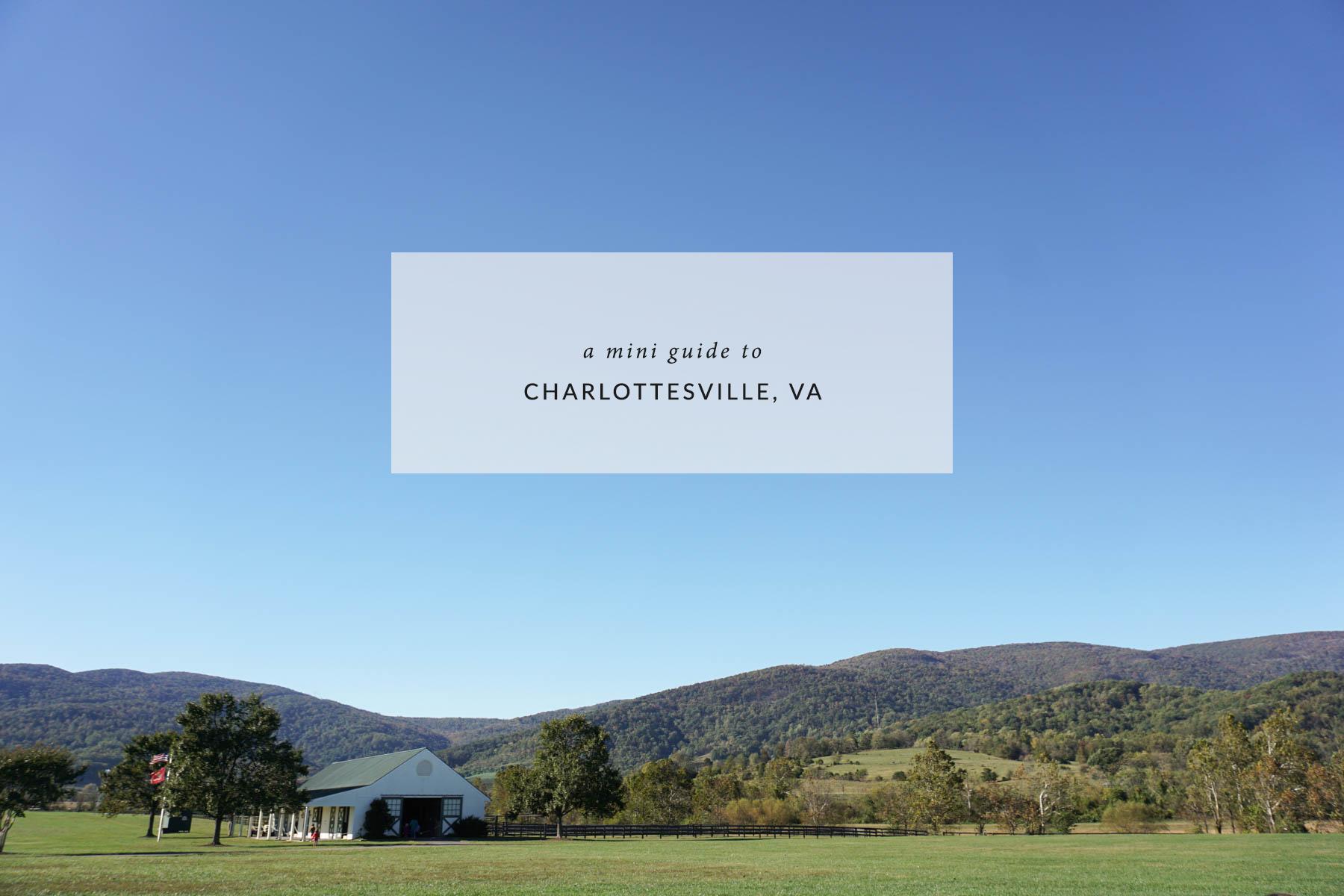 guide-to-charlottesville-va