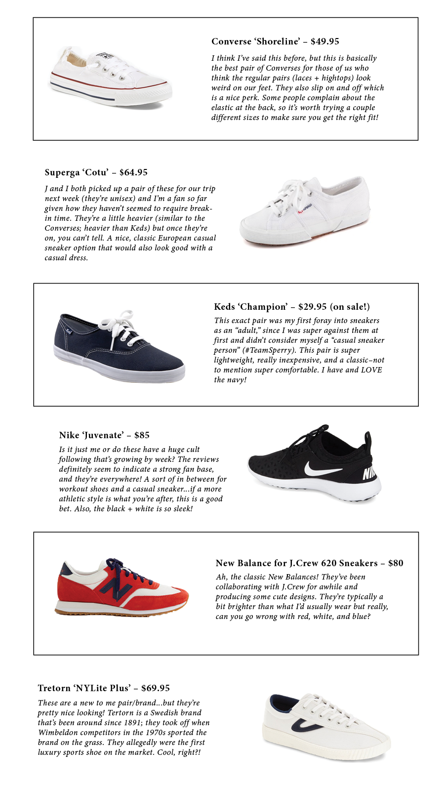 70d856b6106b The Best Casual Sneakers
