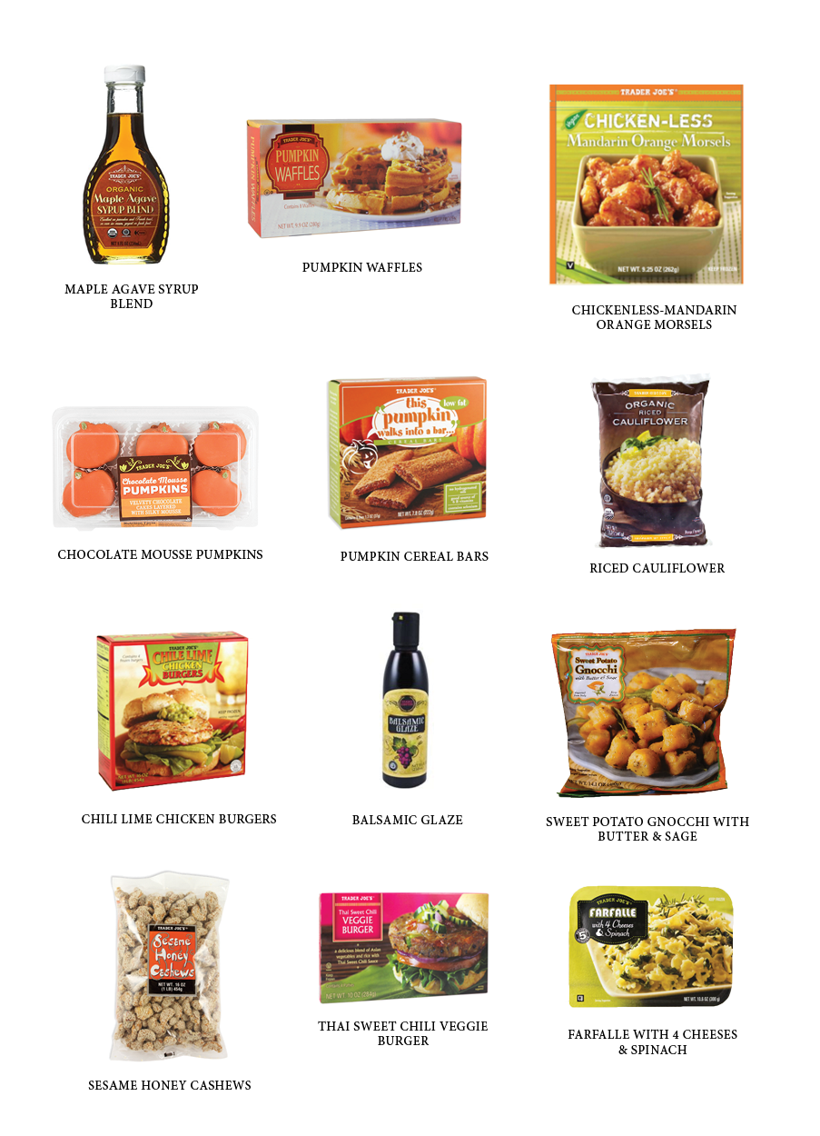 Trader Joe's Fall Buys