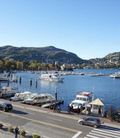 Lake Como | Lake Como in November featured by popular DC travel blogger, Monica Dutia