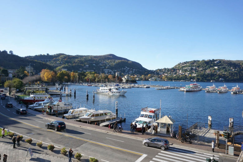 Lake Como | Lake Como in November featured by popular DC travel blogger, Monica Dutia