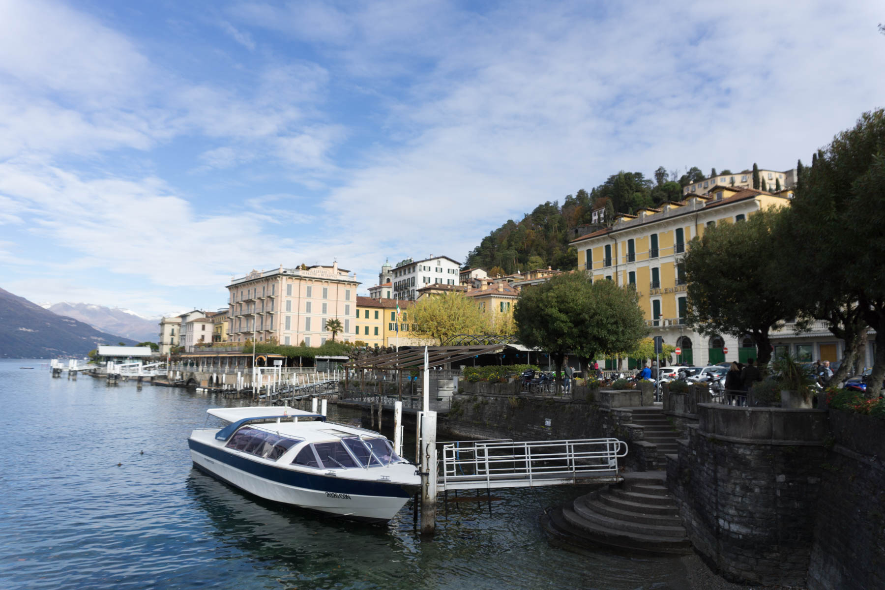 Bellagio, Lake Como | Lake Como in November featured by popular DC travel blogger, Monica Dutia