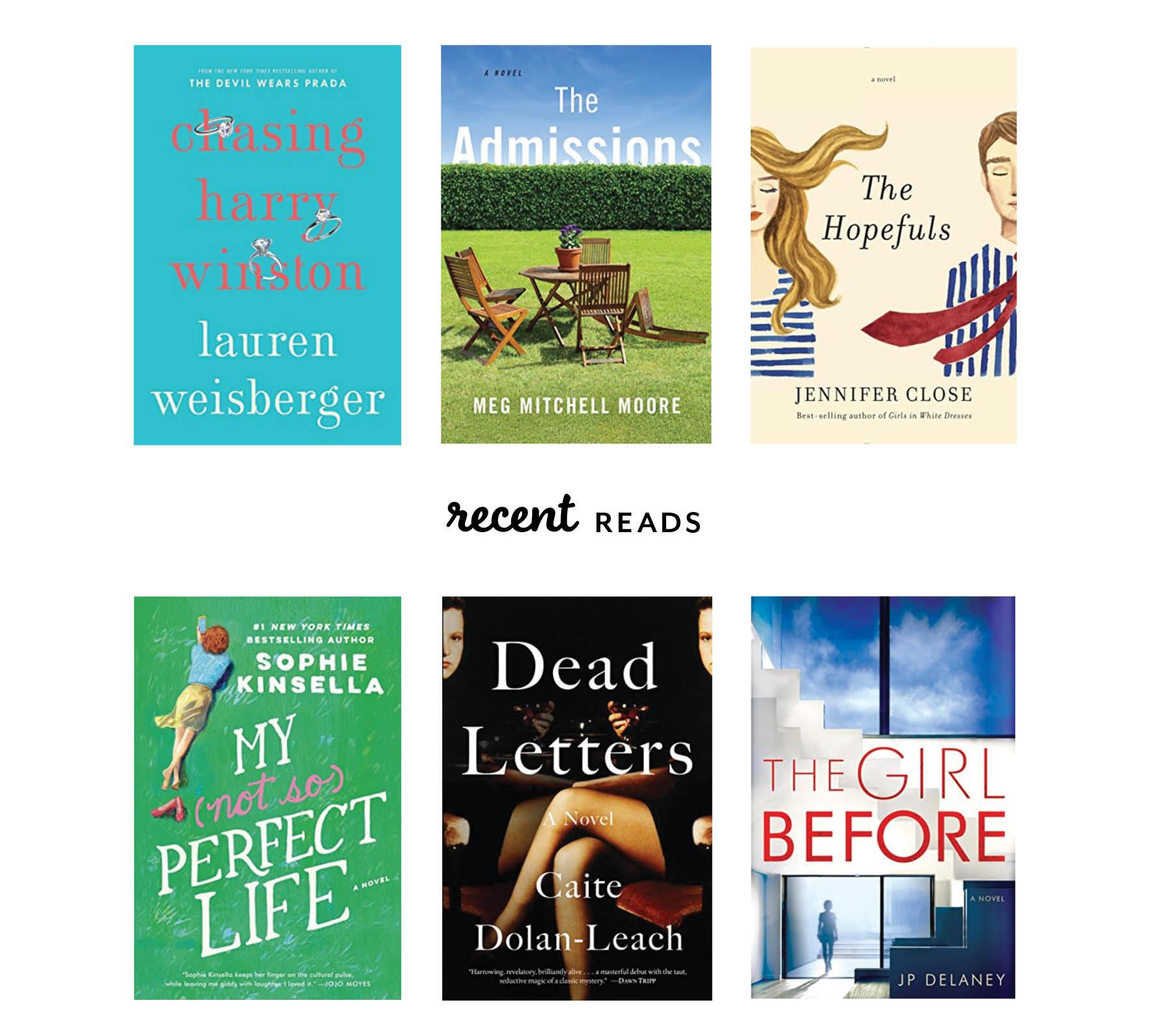 Book recommendations via Monica Dutia