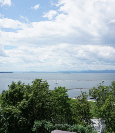 Weekend in Burlington, VT
