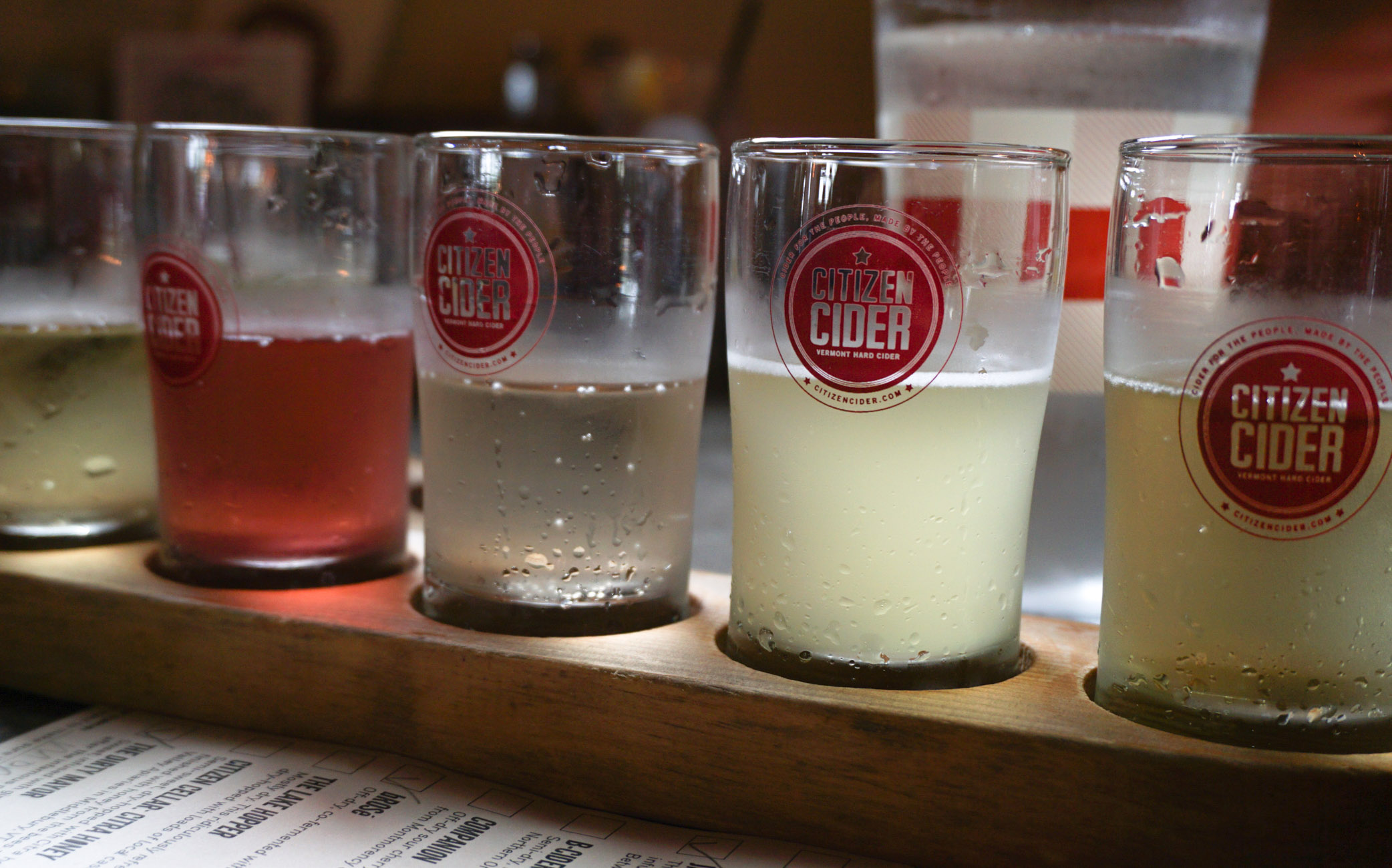 Citizen Cidery, VT
