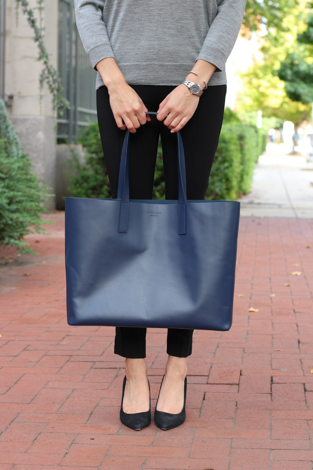 Everlane Day Market Tote Workwear Monica Dutia