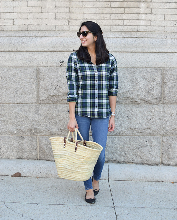 Popular DC lifestyle blogger, Monica Dutia