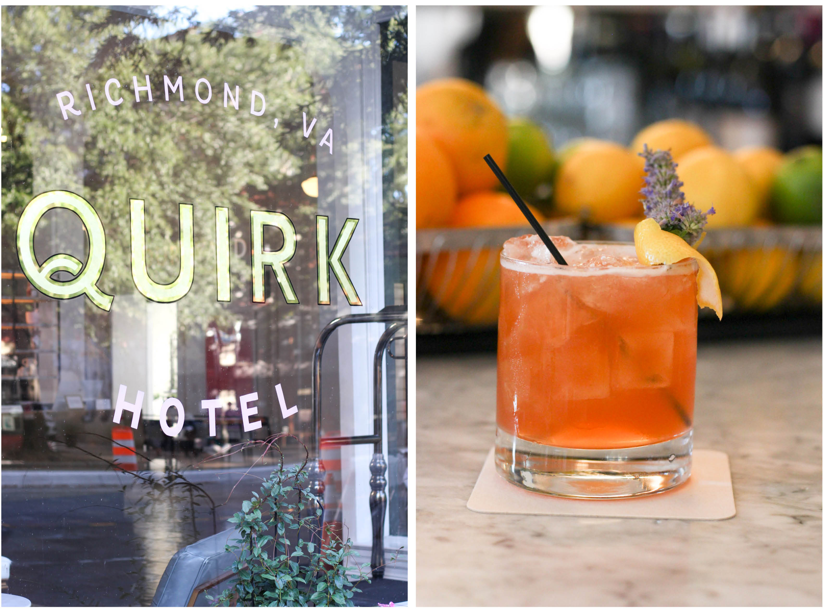 Quirk Hotel, Richmond