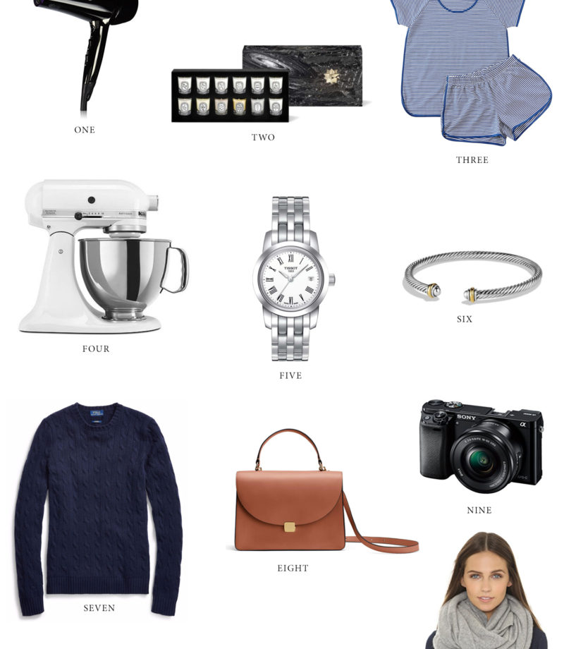 Gift ideas worth the splurge