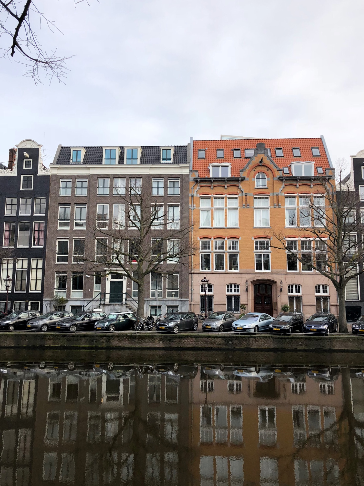 Amsterdam canals - 3 days in Amsterdam featured by popular Washington DC travel blogger, Monica Dutia
