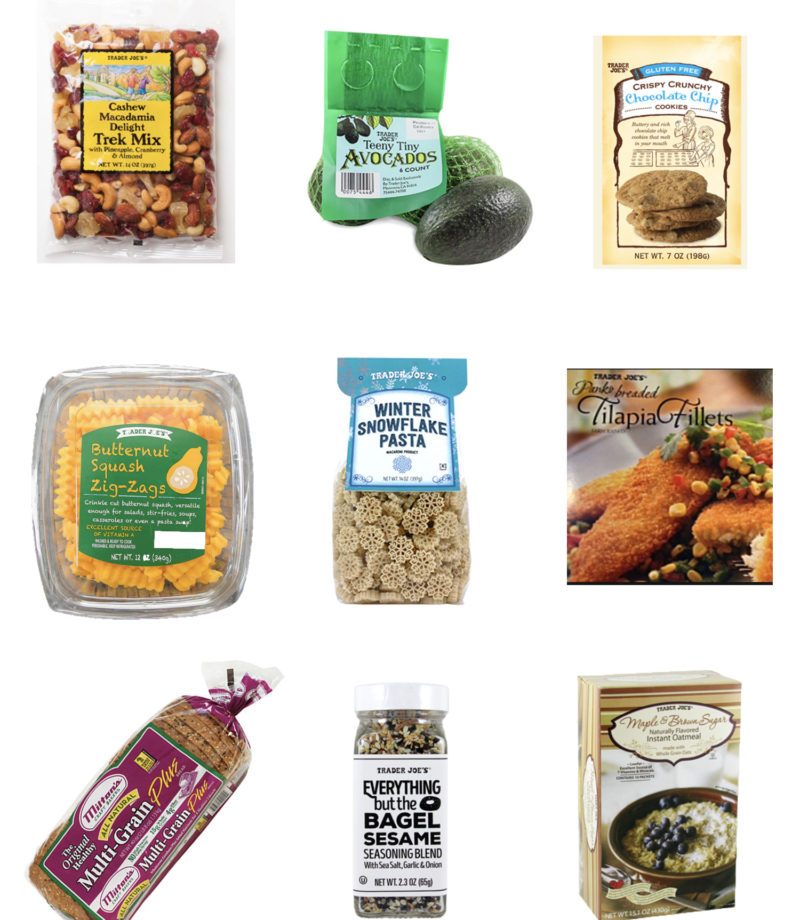 My Favorite Trader Joes Products featured by popular Washington DC lifestyle blogger, Monica Dutia