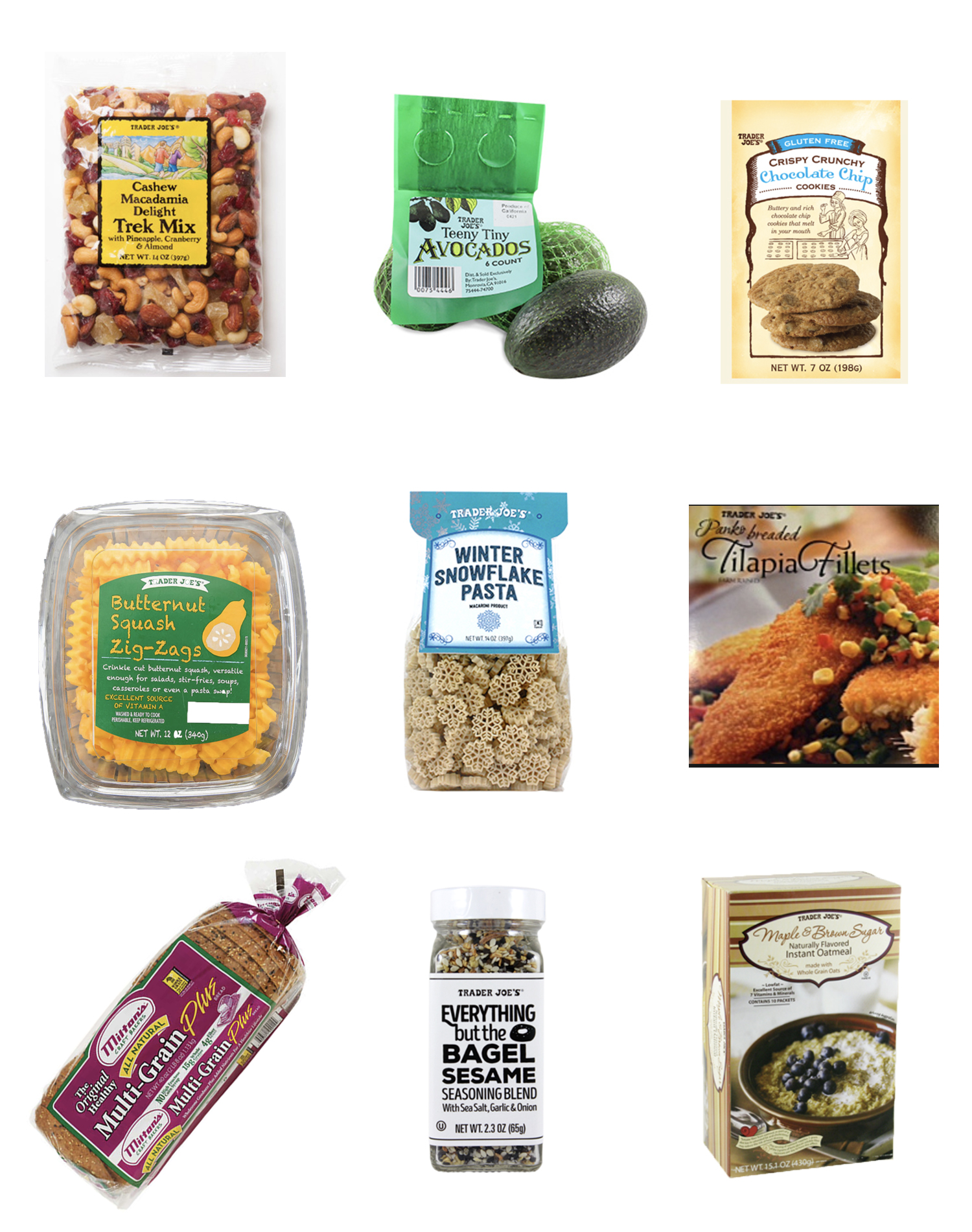 The Best Trader Joes Products | Food | Monica Dutia