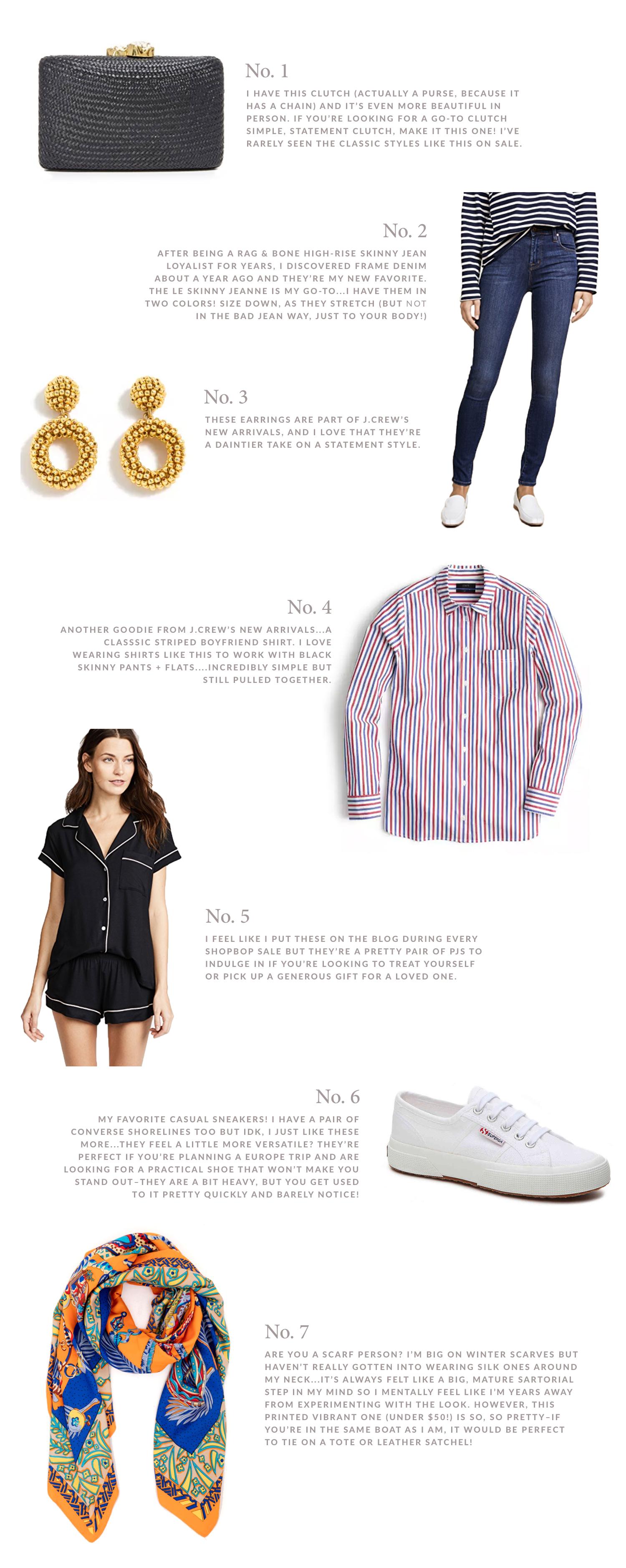 Basics on sale