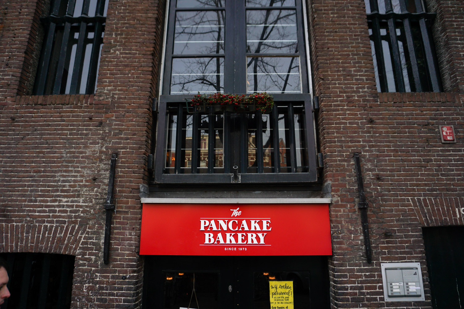 The Pancake Bakery Amsterdam - Three days in Amsterdam featured by popular Washington DC travel blogger, Monica Dutia
