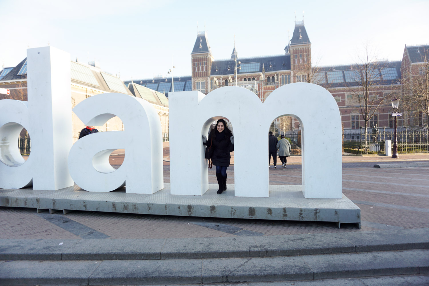 3 days in Amsterdam featured by popular Washington DC travel blogger, Monica Dutia
