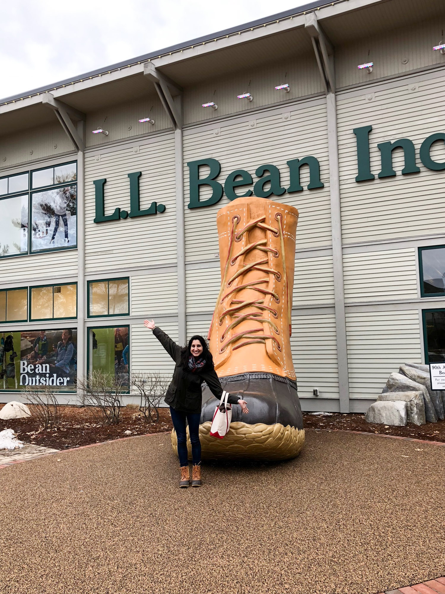 L.L. Bean Freeport