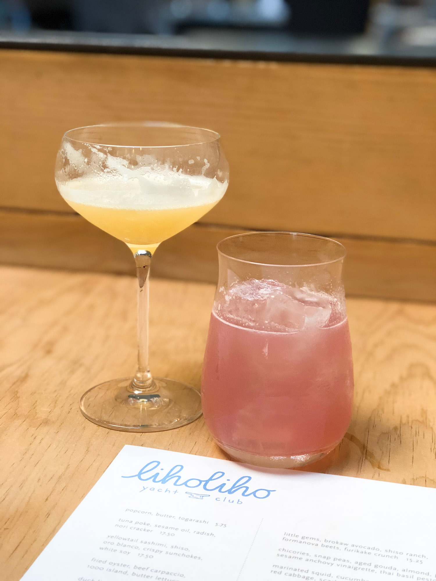 Liholiho Yacht Club, SF - Fun Things to Do in San Francisco featured by popular DC travel blogger, Monica Dutia