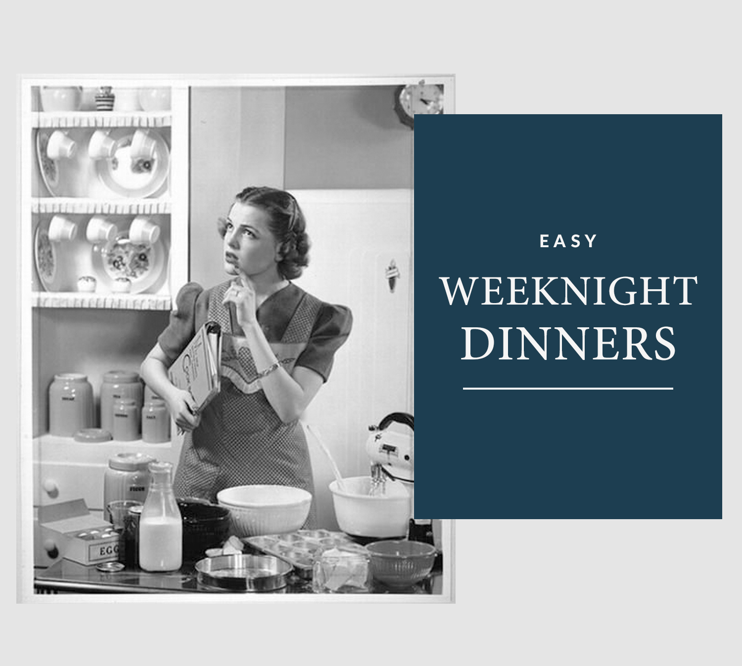 Easy Weeknight Dinners featured by popular DC lifestyle blogger, Monica Dutia