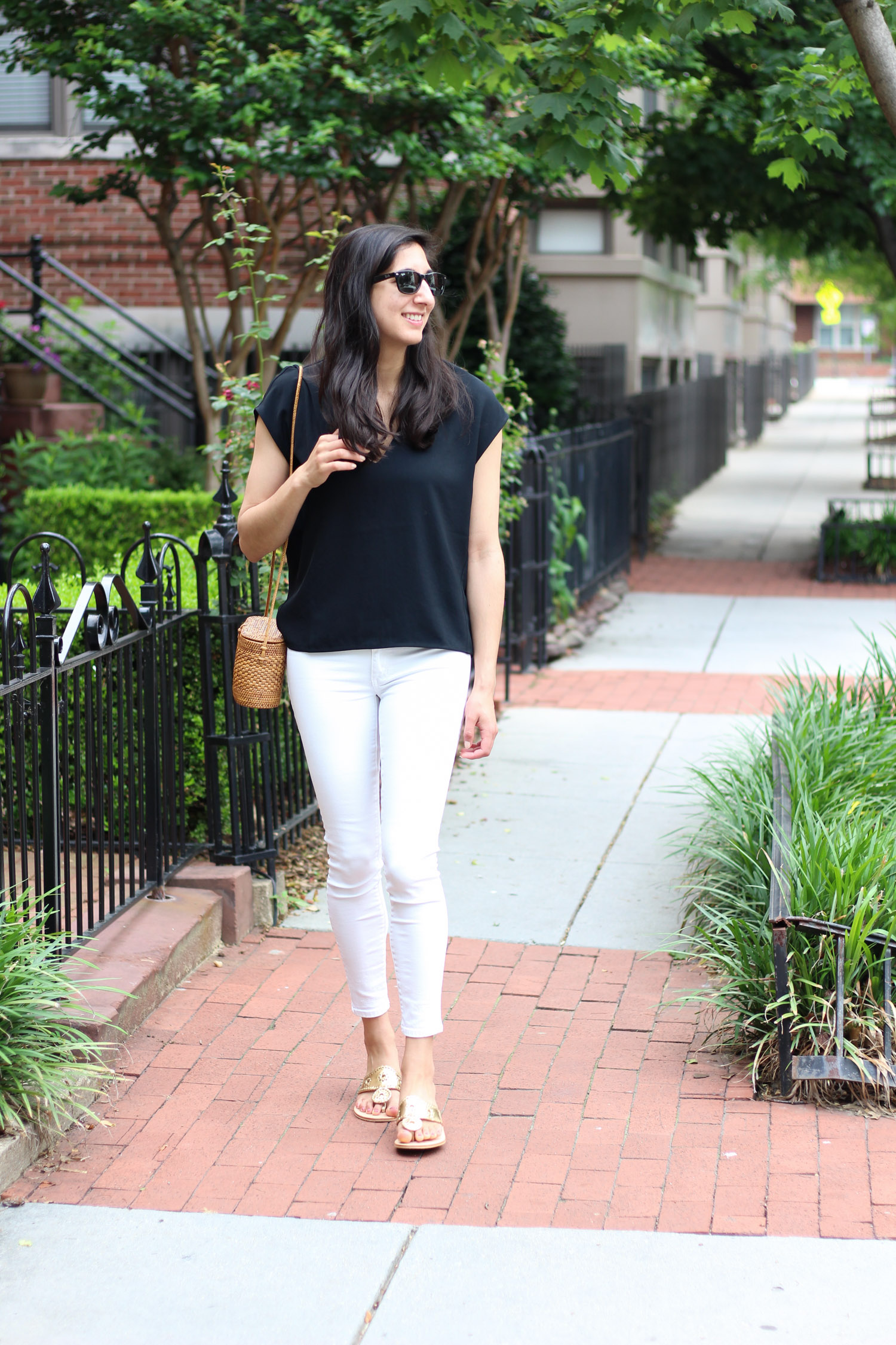 Summer style - Summer Thoughts + Style featured by popular DC fashion blogger, Monica Dutia