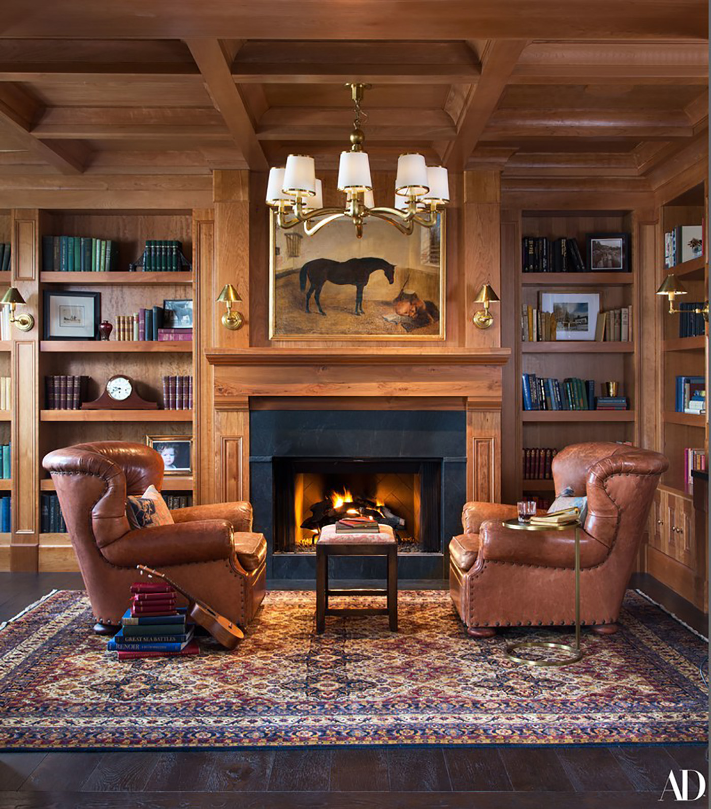 Felicity Huffman and William H. Macy's Colorado Getaway - A Dreamy Vacation Home featured by popular DC lifestyle blogger, Monica Dutia