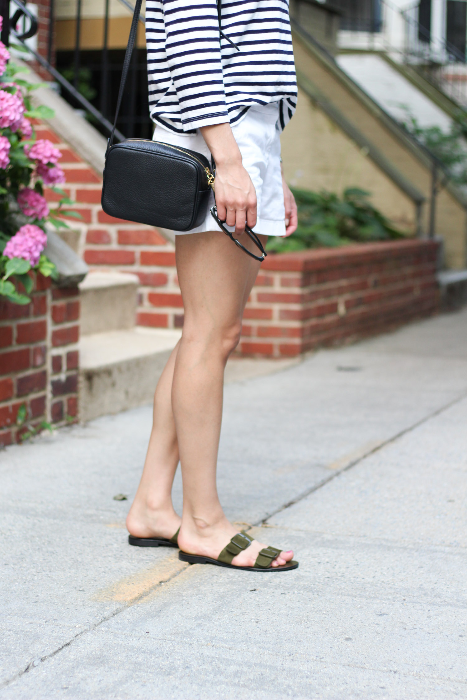 My New Summer Sandals featured by popular DC fashion blogger Monica Dutia
