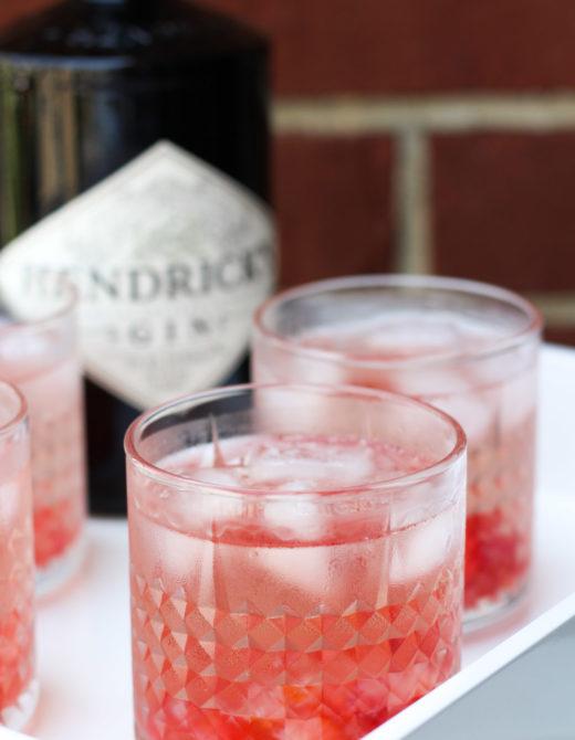 Rosé Gin Spritzer