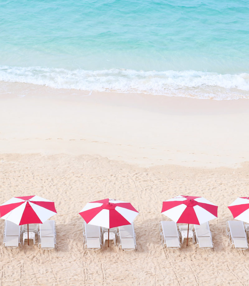 The Reefs resort, Bermuda review featured by popular DC blogger, Monica Dutia