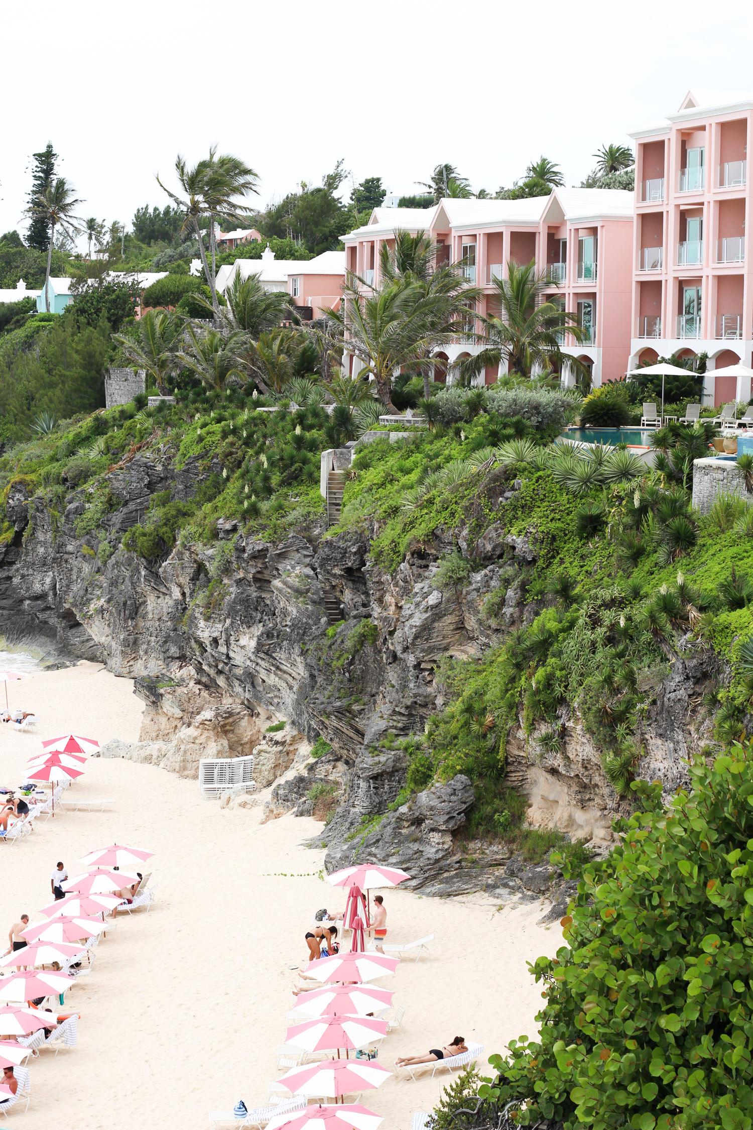 The Reefs, Bermuda | Bermuda travel guide featured by popular DC travel blogger, Monica Dutia