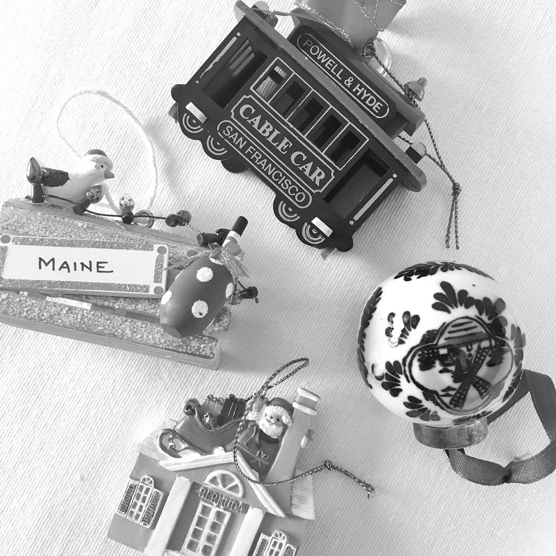Travel souvenirs featured by popular DC travel blogger, Monica Dutia