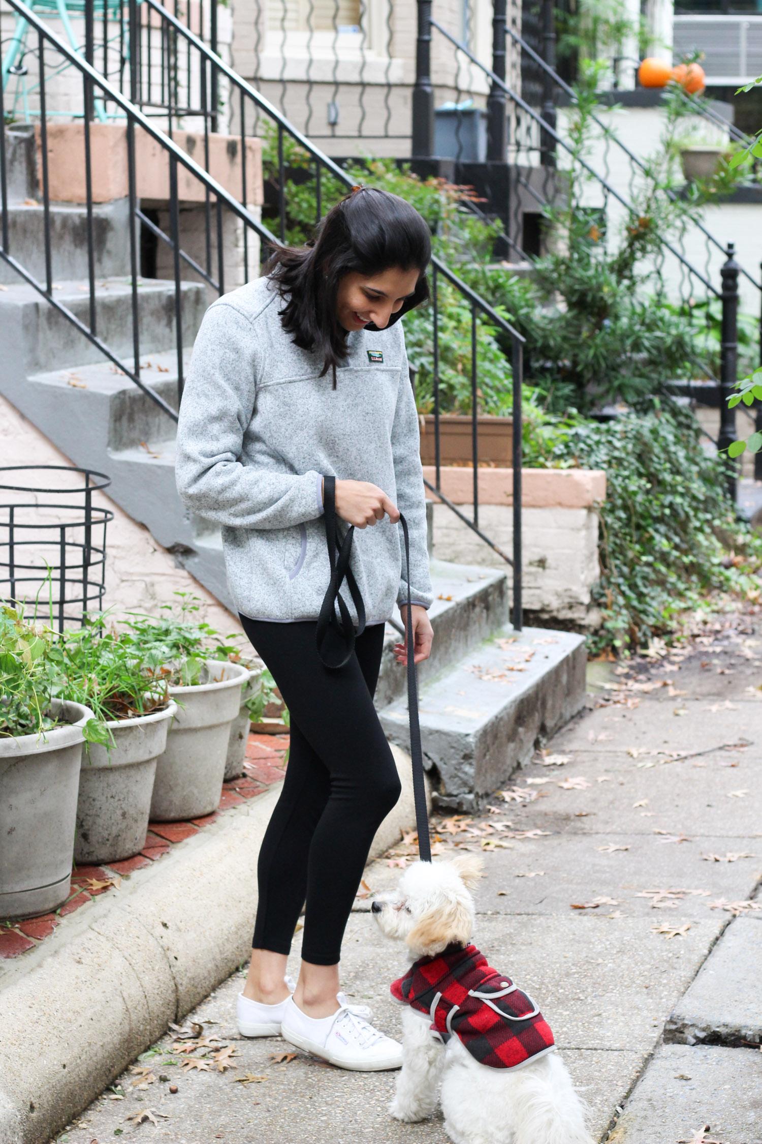 Ll Bean Sweater Fleece Review Fashion Monica Dutia