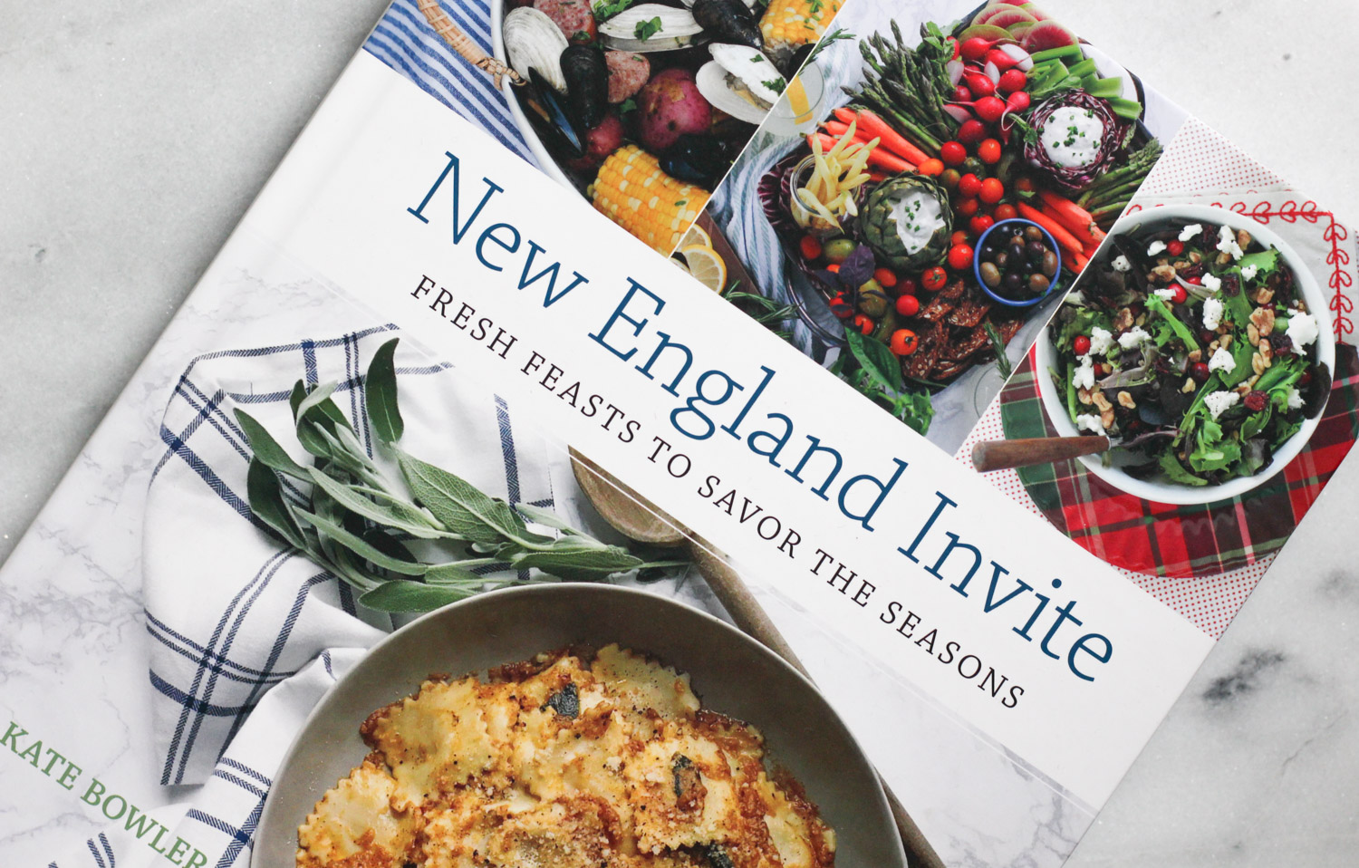A New England Invite by Kate Bowler featured by top DC lifestyle blog, Monica Dutia