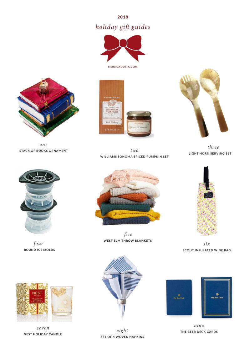 Holiday Hostess Gift Ideas Monica Dutia The Blog