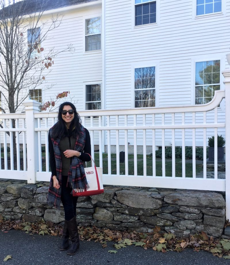 LL Bean new arrivals featured by DC fashion blog, Monica Dutia