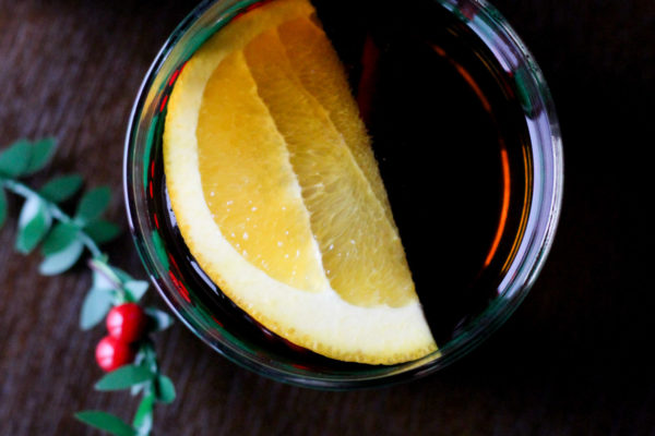 Maple Bourbon Pimm's recipe